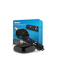 1 Streaming Player (Negro) (Roku Roku 2710r), Negro), 2710R