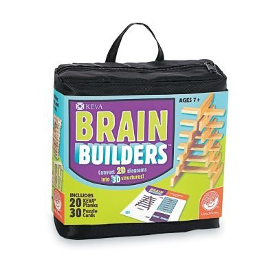 Product picture for KEVA Brain Builders Game