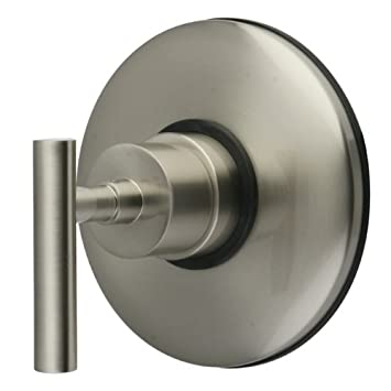 Kingston Brass KB3001DL Volume Control Polished Chrome