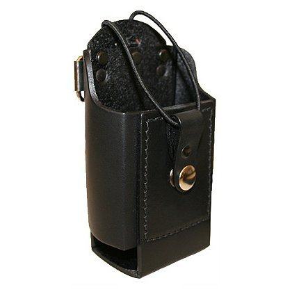 Boston Leather Universal Radio Holder - NA (Leather Universal Radio)
