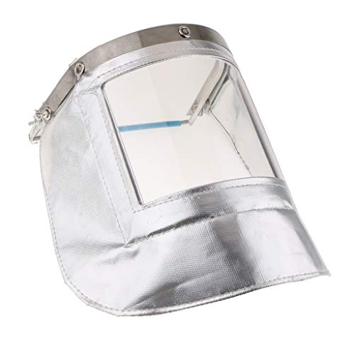 [해외]Almencla 전기 용접 캡 용접 마스크 보호 장비 방열 딥 솔더링 / Almencla Electric Welding Cap Welding Mask Protective Equipment Heat Resistant With Melt Solder