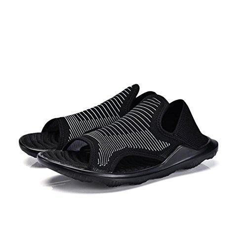amp; Air Hommes W De En Xy 38 Respirant Plage Mesh Plein Léger Confort Chaussures Pantoufles Sandales SwwaCqvxd