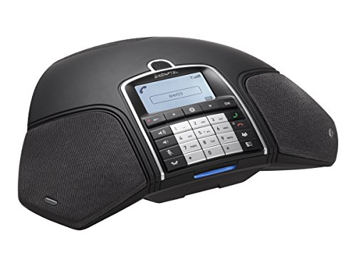Konftel 910101077 300Wx Wireless Expandable Conference Phone