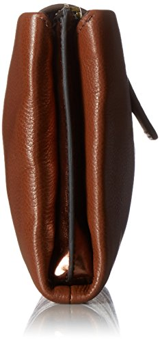 Carly Brown Leather Fossil Mini Bag w0xpdRqBAd