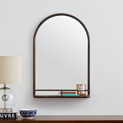 Make your place feel larger with a gorgeous mirror