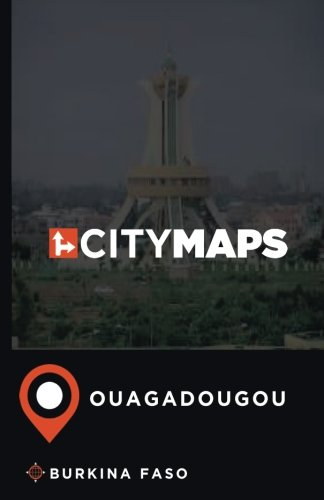 City Maps Ouagadougou Burkina Faso