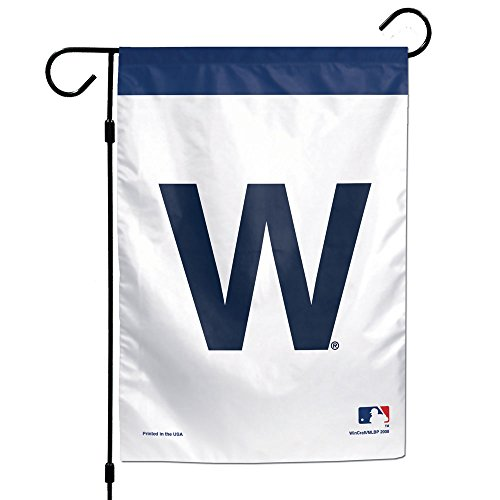 """WinCraft Chicago Cubs W 12"""" x 18"""" Garden Flag for sale  Delivered anywhere in USA"""