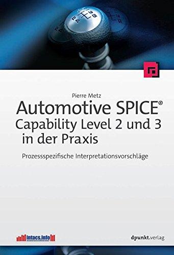 Automotive SPICE® - Capability Level 2 und 3 in der Praxis: Prozessspezifische Interpretationsvorschläge
