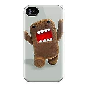 Cute High Quality Samsung Galaxy S5 I9600/G9006/G9008 Domo Kun Cases