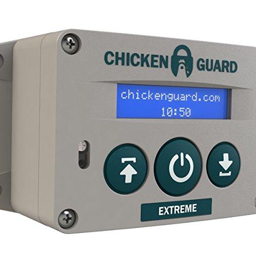 ASTx Extreme Automatic Chicken Coop Pop Door Opener by Chickenguard …