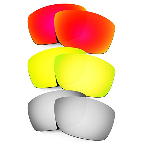 HKUCO Plus Mens Replacement Lenses For Costa Corbina - 3 pair kBRYDcEhxI