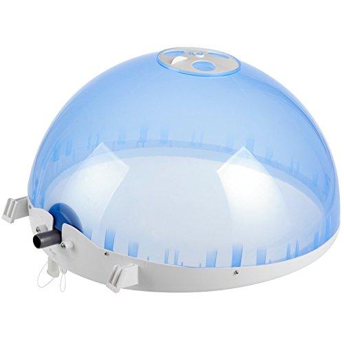 Secura Hair and Facial Steamer (Blue)