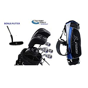agxgolf-ladies-left-hand-all-graphite-golf-club-set-w-ladies-stand-bag-built-in-the-usa