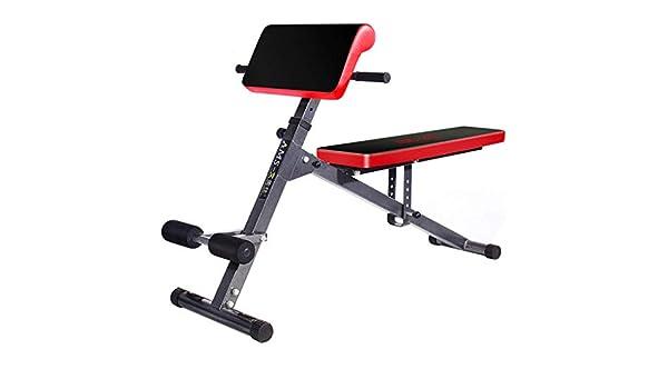SIT UP BENCH JY- Equipo de Fitness multifunción 3 en 1 para el ...