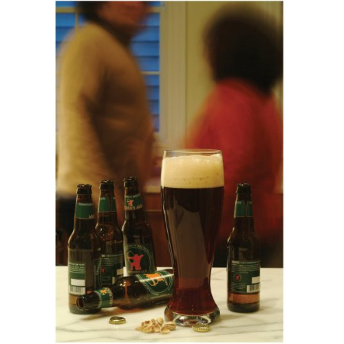 DCI XL Beer Glass, Giant Beer Glass holds 4 Beer Bottles, 52oz capacity (Xl Beer Glass compare prices)