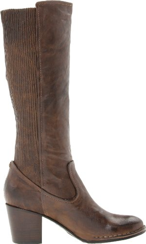 Frye Mujeres Lucinda Scrunch Bota Taupe Antique Soft