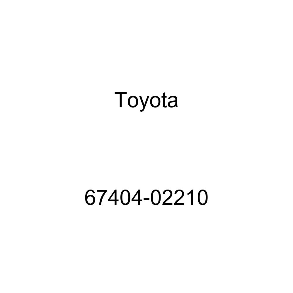 Toyota 67404-02210 Door Frame Sub Assembly