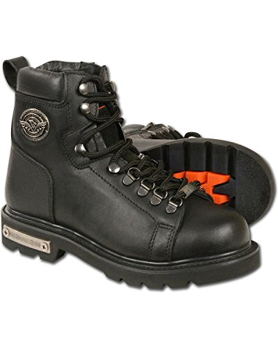 B Square Motorcycle Boots - 5