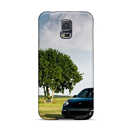 Pretty Ewj19459jRTM Galaxy S5 Cases Covers/ Porsche Turbo 997 Series High Quality Cases