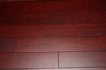 image brazilian cherry handscraped hardwood flooring. kingsport brazilian cherry red 34u0026quot x 4u0026quot exotic solid hardwood flooring nh117 image handscraped n