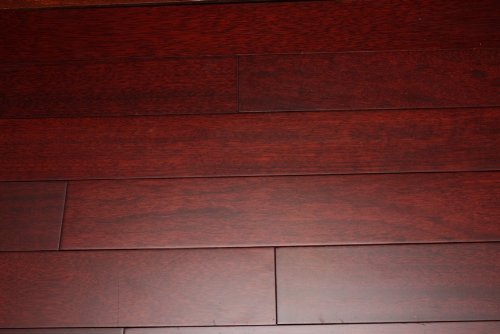 Kingsport brazilian cherry red 3 4 x 4 exotic solid for Cherry hardwood flooring