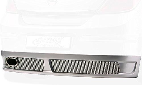 Heckschü rzenansatz Astra H 5 tü rer (ABS) RDX-Racedesign RDHA092
