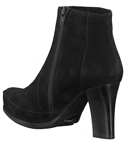 Unisa - Botas de cuero para mujer gris Carbon