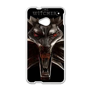 HTC One M7 Phone Case The Witcher Ng4547
