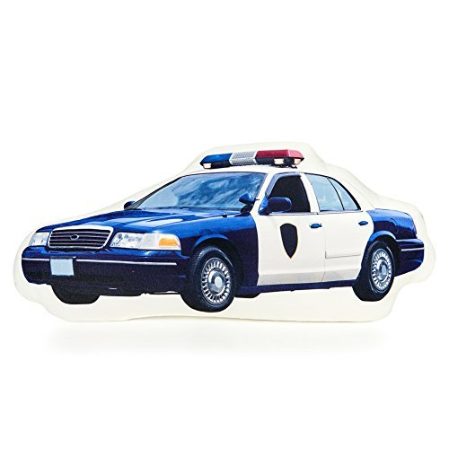 Police Throw - Cushion Co - Police Car Pillow 16