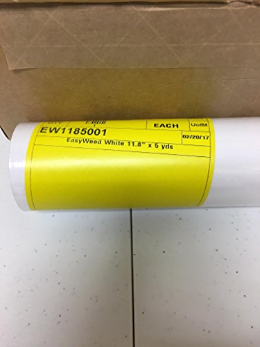 Siser EasyWeed 5yd Roll White product image