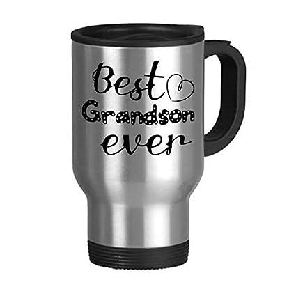 Amazon.com | 13OZ Travel mug Best Funny Quotes mugs Best ...