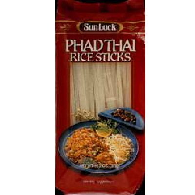 Sun Luck Pad Thai Rice Stcks 6x 13.2OZ by Sun Luck