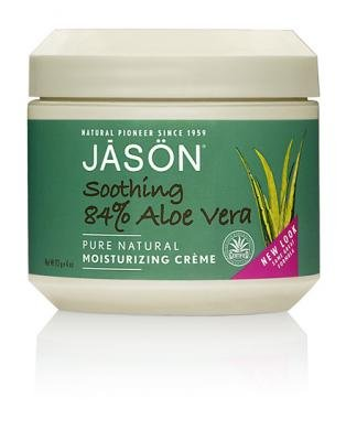 Jason Natural Products Ultra-Comforting Aloe Vera Moisturizing Creme, 4 Ounce (Aloe Cream compare prices)