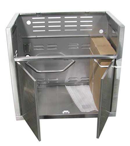 Bull 100506561 Angus 4 Burner Bottom Only Cart by Bull