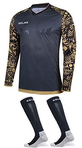 Goalkeeper Jersey Pro Bundle - Includes Premium Pro Goalkeep