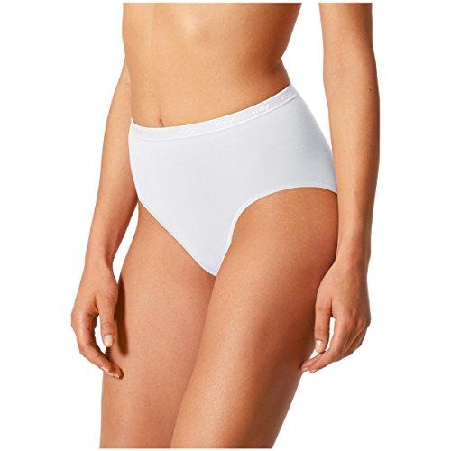 Mey Basics Best of 89604–Bragas de talle alto para mujer blanco