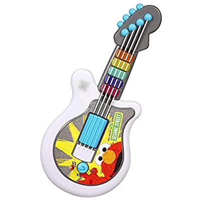Playskool Sesame Street Let's Rock! Elmo Guitar by Sesame Street TOY: Toys & Games