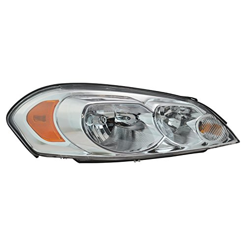 Headlight Headlamp Passenger Side Right RH for Chevy Impala Monte Carlo