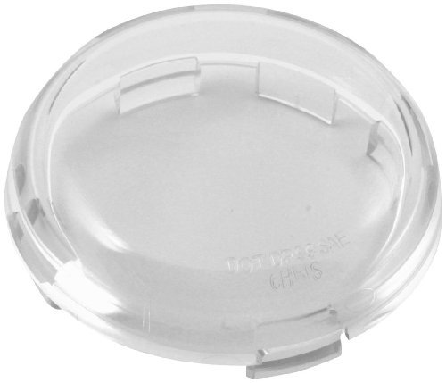 Chris Products Deuce Style Turn Signal Lens   Clear Dhd5c