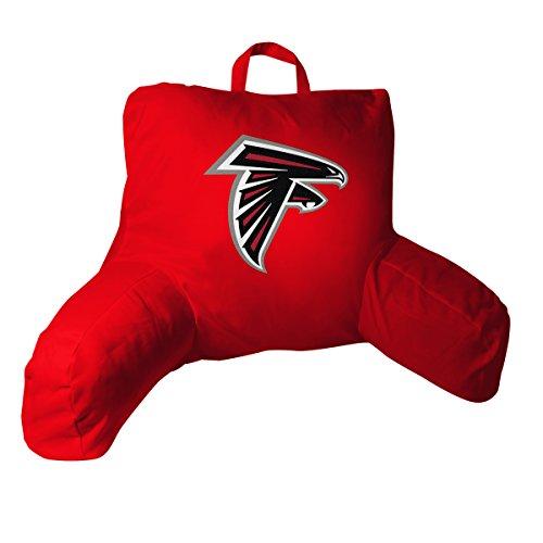 20x12 Bedrest Fan - Falcons OFFICIAL National Football League, 20.5 x 21 Bed Rest Pillow