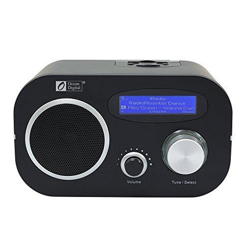 Ocean Digital Internet Radio WR80 WiFi Wireless Wlan