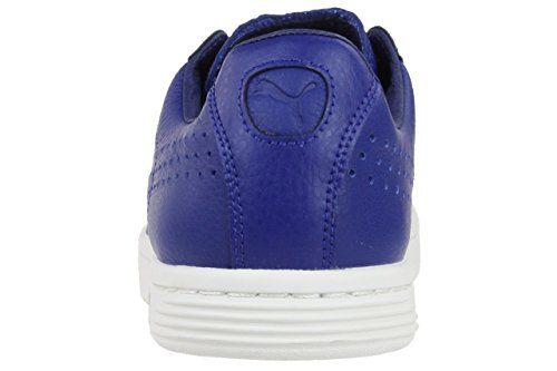Star 356917 Trainers Sneaker Men Court Puma 04 Leather blue X0wqU5