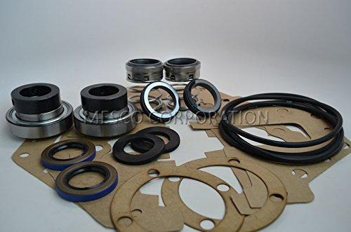 Mesco Corp replacement for Paco Split Case Kit K0308-1 (91909266) - BUNA/CARBON/CERAMIC