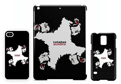 Kasabian Velociraptor iPhone 7+ PLUS cellulaire cas coque de téléphone cas, couverture de téléphone portable