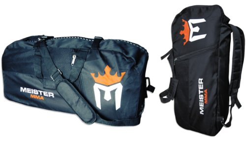 a7a0a9d994 Meister MMA Convertible Backpack   Duffel Vented Gym Bag - Buy Online in  UAE.