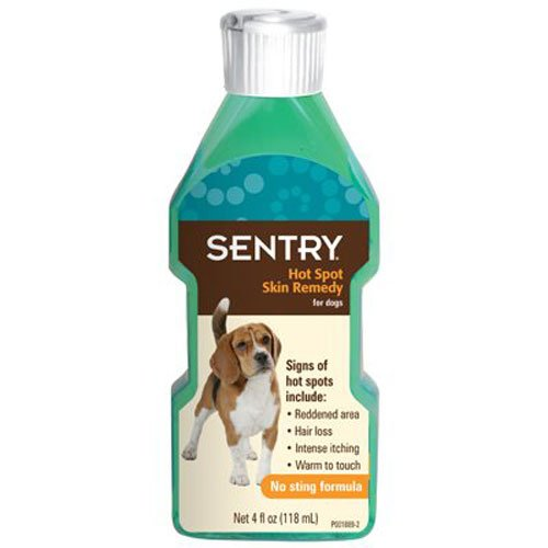 SENTRY Hot Spot Skin Remedy for Dogs, 4 oz