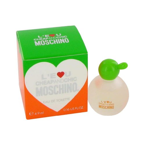 L'Eau Cheap and Chic by Moschino Mini EDT .16 oz