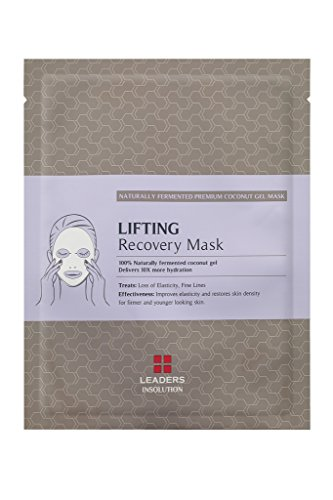 Leaders Insolution Lifting Recovery Mask 10Pk