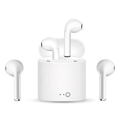 Auriculares inalámbricos compatibles con IOS X / 8/7 / 6s plus, Samsung Galaxy