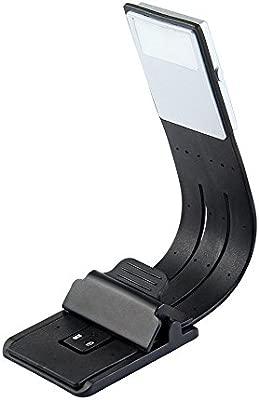Espeedy Luz USB,Luz portátil del libro de lectura del LED con la ...